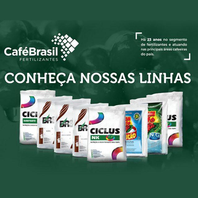 CAFÉ BRASIL FERTILIZANTES