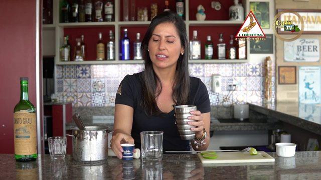 CAIPIRINHA DE CAFE